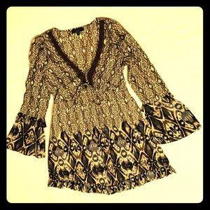 Sanctuary Boho dress size S